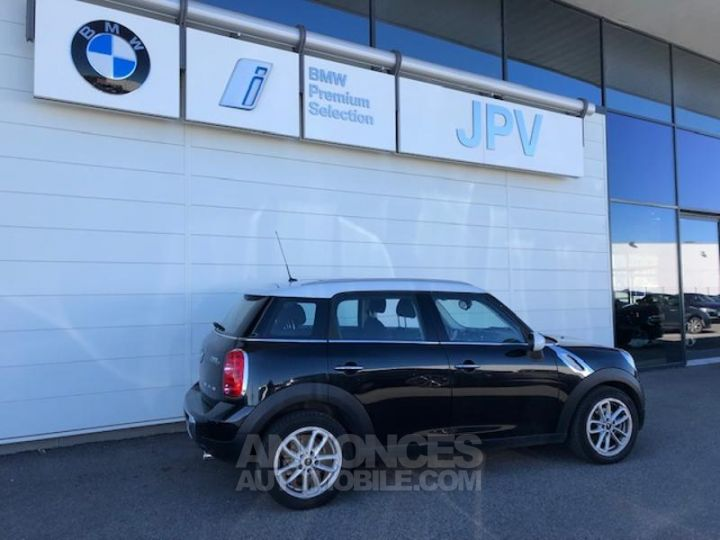 Mini Countryman Cooper D 112ch Chili Absolute Black metallise Occasion - 3