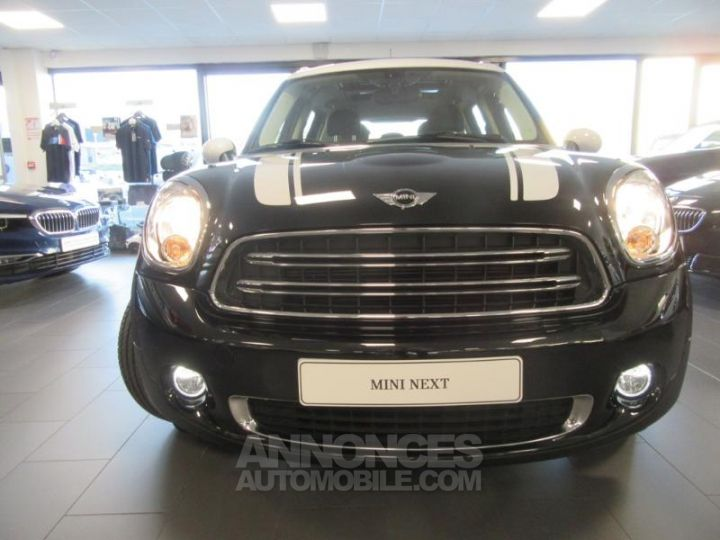 Mini Countryman Cooper D 112ch Chili Absolute Black metallise Occasion - 15