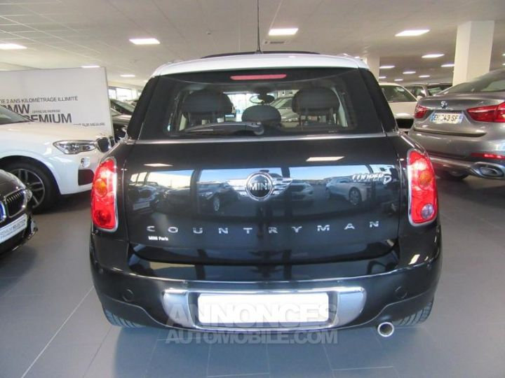 Mini Countryman Cooper D 112ch Chili Absolute Black metallise Occasion - 17