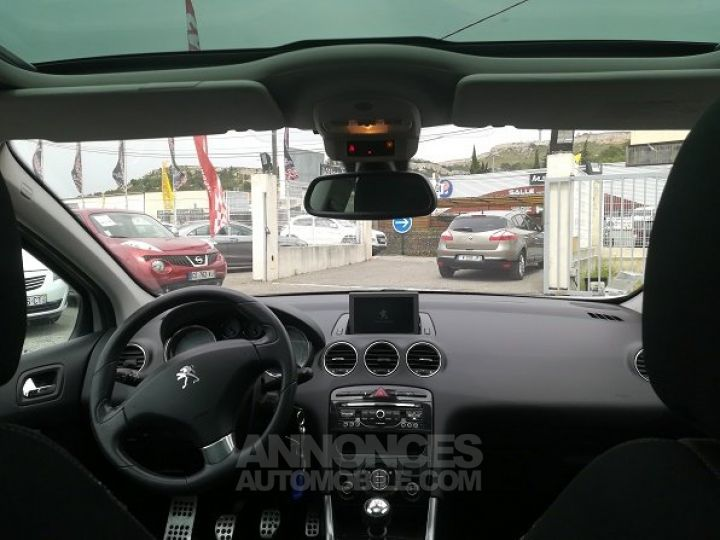 Peugeot 308 PRENIUM PACK GRIS METAL Occasion - 5