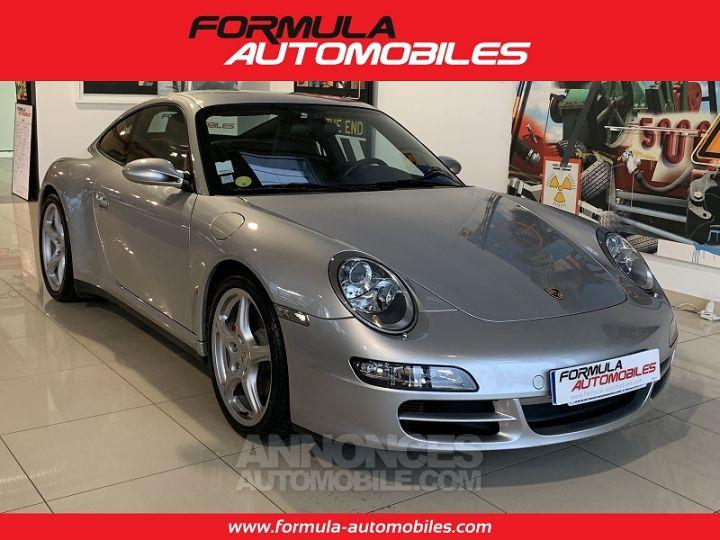 Porsche 911 997 CARRERA 4S GRIS Occasion - 1