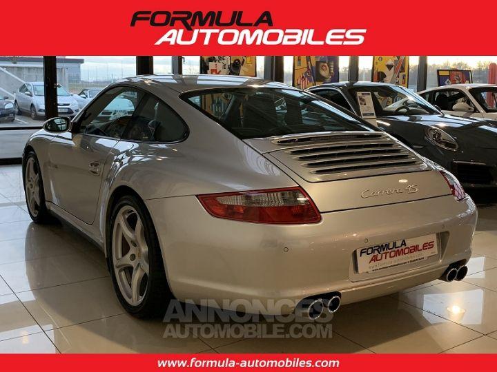 Porsche 911 997 CARRERA 4S GRIS Occasion - 3
