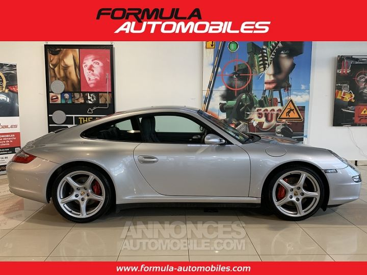 Porsche 911 997 CARRERA 4S GRIS Occasion - 4