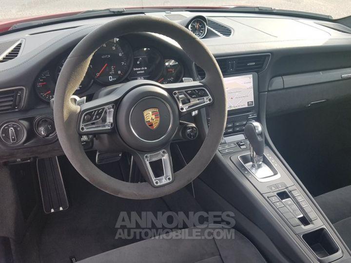 Porsche 991 CARRERA 4 GTS 450 CH PDK 1ERE MAIN  ROUGE CARMIN Occasion - 11