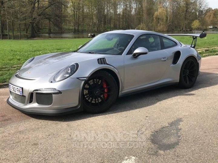 Porsche 991 GT3 RS  Argent GT Occasion - 1