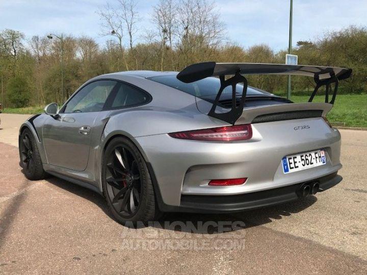 Porsche 991 GT3 RS  Argent GT Occasion - 2