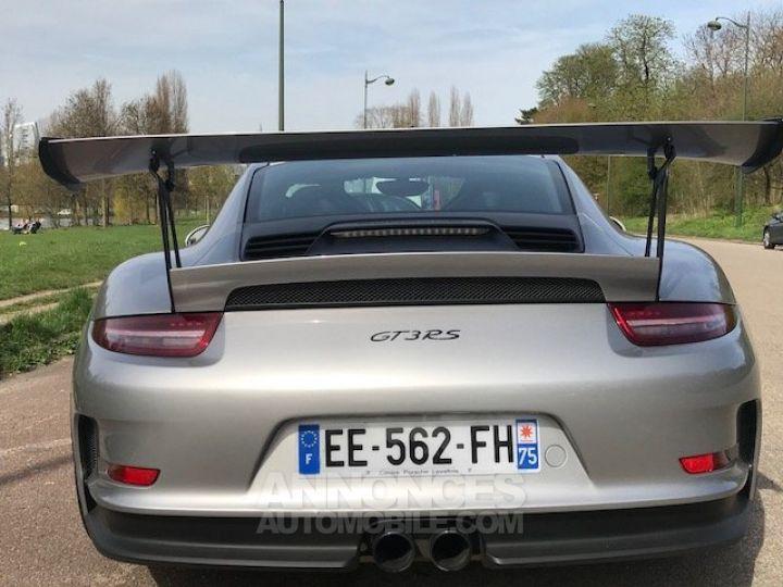 Porsche 991 GT3 RS  Argent GT Occasion - 3