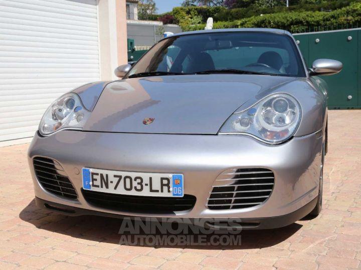 Porsche 996 x51 argent Occasion - 2