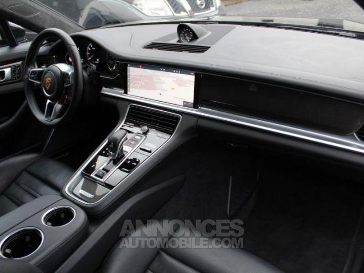 Porsche Panamera II SPORT TURISMO TURBO S E-HYBRID NOIR Occasion - 3