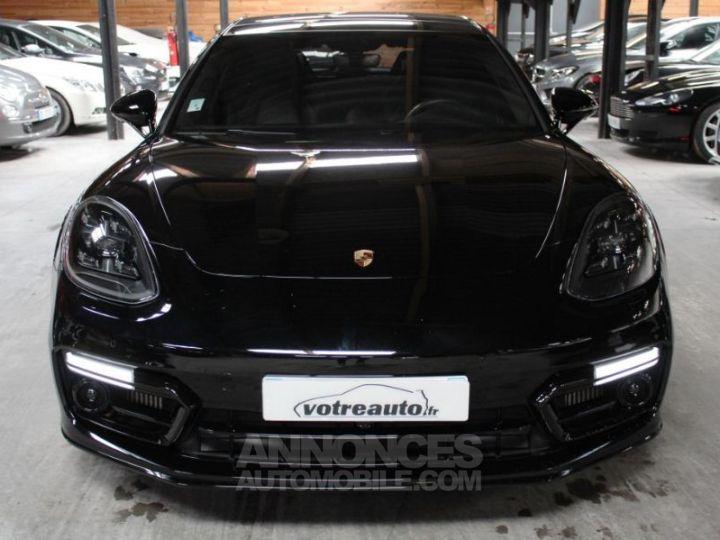 Porsche Panamera II SPORT TURISMO TURBO S E-HYBRID NOIR Occasion - 4