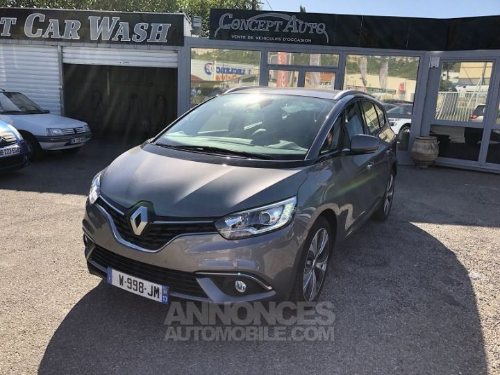 Renault Grand Scenic INTENS GRIS FONCE METAL Occasion - 1