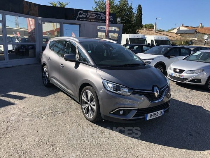 Renault Grand Scenic INTENS GRIS FONCE METAL Occasion - 2