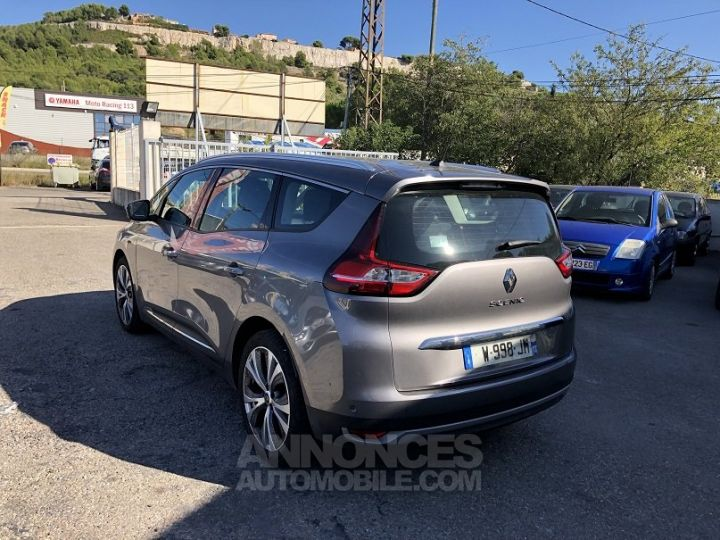 Renault Grand Scenic INTENS GRIS FONCE METAL Occasion - 3