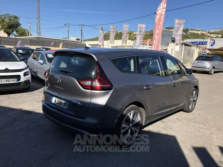Renault Grand Scenic INTENS GRIS FONCE METAL Occasion - 4