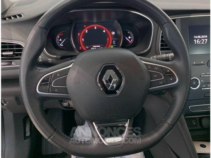 Renault MEGANE Mégane IV BERLINE BUSINESS dCi 110 Energy gris foncé métallisé Occasion - 5
