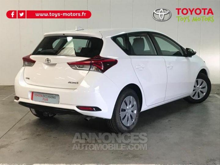 Toyota AURIS 100 VVT-i Tendance BLANC Occasion - 2