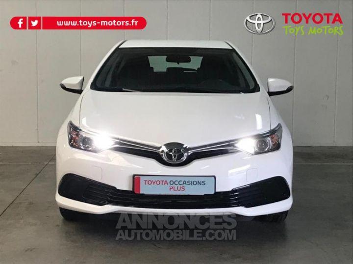 Toyota AURIS 100 VVT-i Tendance BLANC Occasion - 3