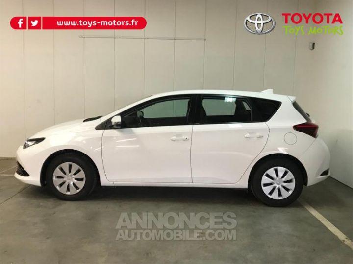 Toyota AURIS 100 VVT-i Tendance BLANC Occasion - 4