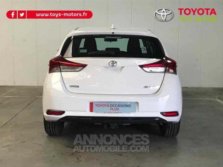 Toyota AURIS 100 VVT-i Tendance BLANC Occasion - 5
