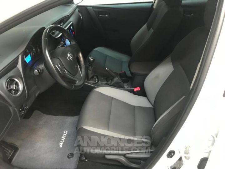 Toyota AURIS 100 VVT-i Tendance BLANC Occasion - 7