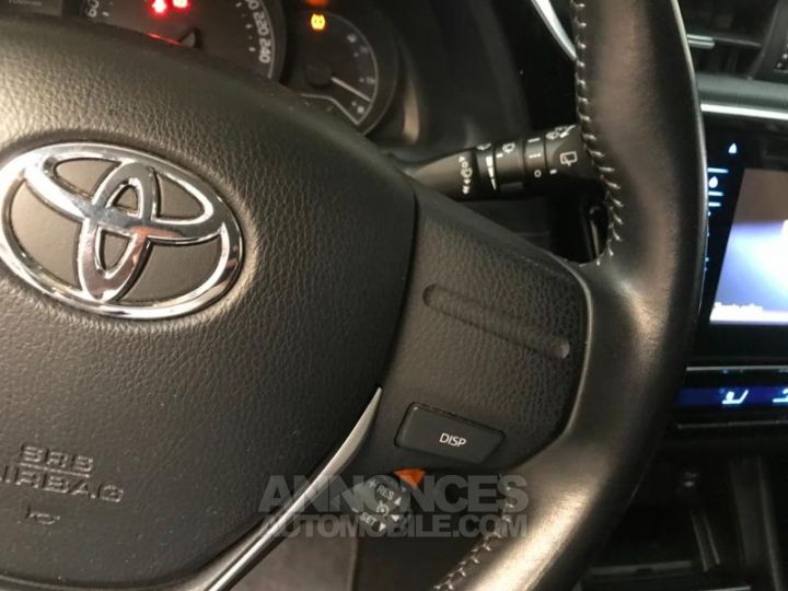 Toyota AURIS 100 VVT-i Tendance BLANC Occasion - 13