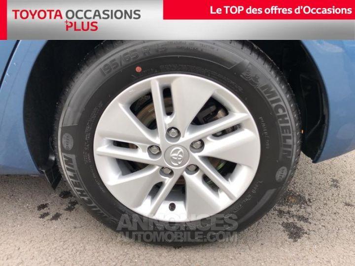 Toyota AURIS 90 D-4D Tendance BLEU DENIM METALLISE Occasion - 4