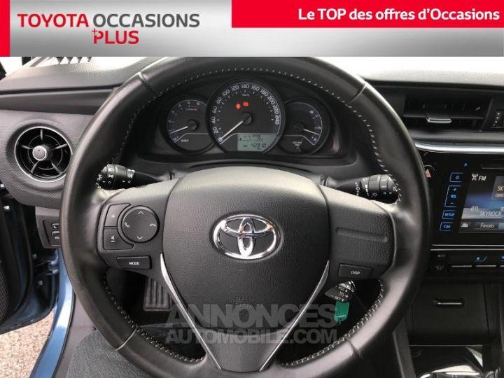 Toyota AURIS 90 D-4D Tendance BLEU DENIM METALLISE Occasion - 6
