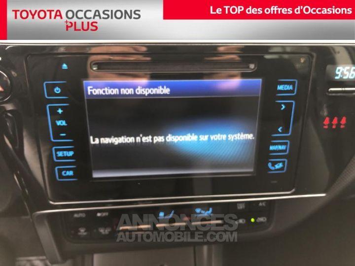 Toyota AURIS 90 D-4D Tendance BLEU DENIM METALLISE Occasion - 7