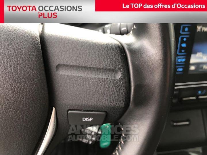 Toyota AURIS 90 D-4D Tendance BLEU DENIM METALLISE Occasion - 10