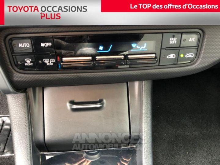 Toyota AURIS 90 D-4D Tendance BLEU DENIM METALLISE Occasion - 11