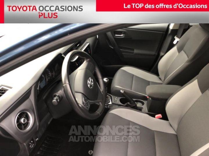Toyota AURIS 90 D-4D Tendance BLEU DENIM METALLISE Occasion - 13