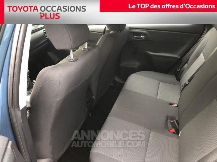 Toyota AURIS 90 D-4D Tendance BLEU DENIM METALLISE Occasion - 14