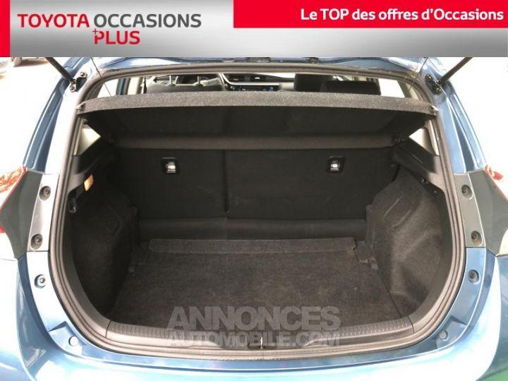 Toyota AURIS 90 D-4D Tendance BLEU DENIM METALLISE Occasion - 15