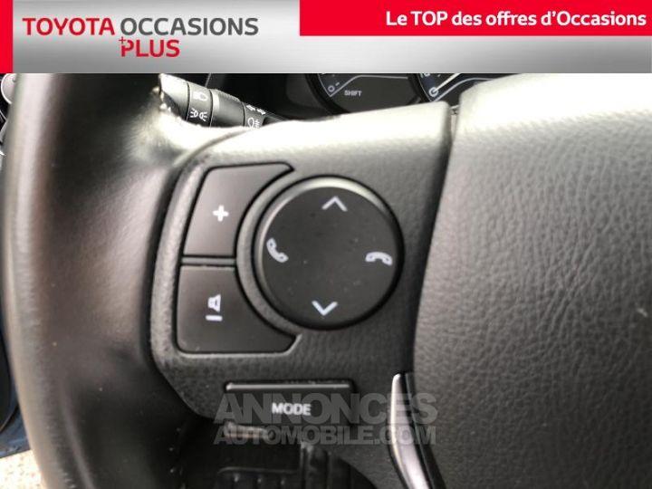 Toyota AURIS 90 D-4D Tendance BLEU DENIM METALLISE Occasion - 16