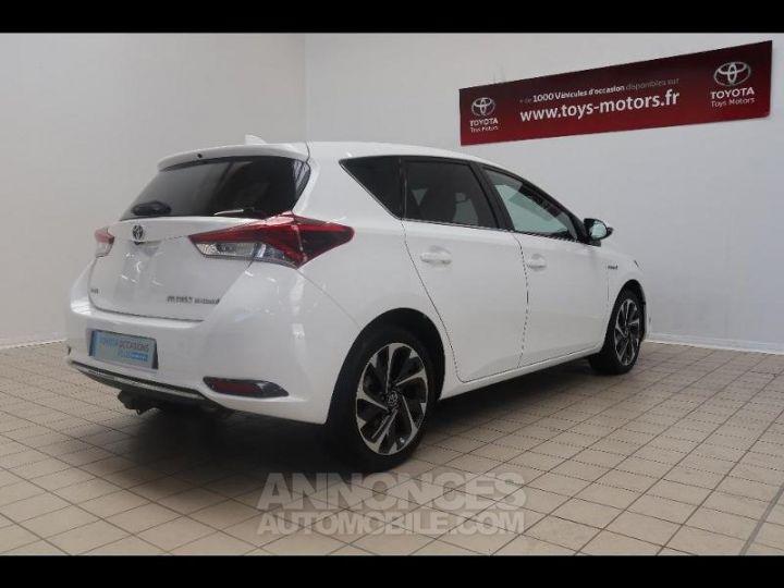 Toyota AURIS HSD 136h Design BLANC PUR Occasion - 2