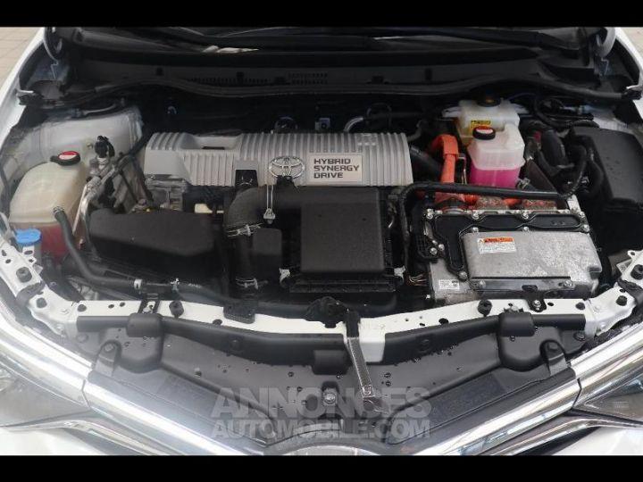 Toyota AURIS HSD 136h Design BLANC PUR Occasion - 13