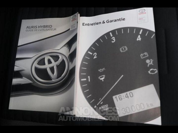 Toyota AURIS HSD 136h Design BLANC PUR Occasion - 14