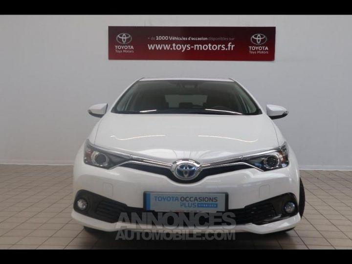 Toyota AURIS HSD 136h Design BLANC PUR Occasion - 15