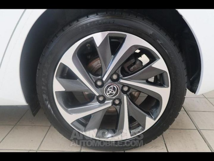 Toyota AURIS HSD 136h Design BLANC PUR Occasion - 17