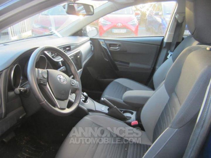 Toyota AURIS HSD 136h Design BLEU F Occasion - 9