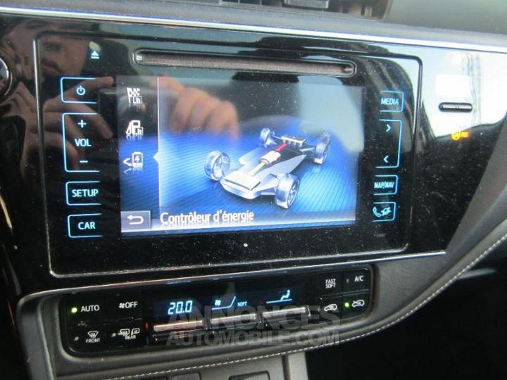 Toyota AURIS HSD 136h Design BLEU F Occasion - 15
