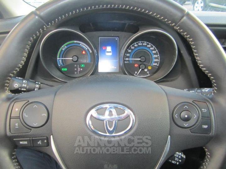 Toyota AURIS HSD 136h Design BLEU F Occasion - 17