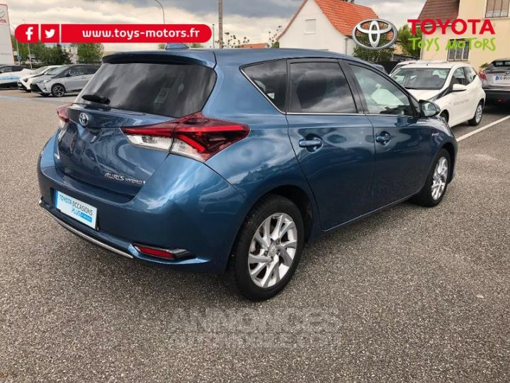 Toyota AURIS HSD 136h Design BLEU DENIM Occasion - 6