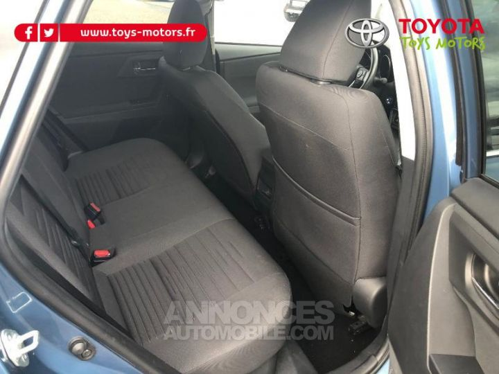 Toyota AURIS HSD 136h Design BLEU DENIM Occasion - 10
