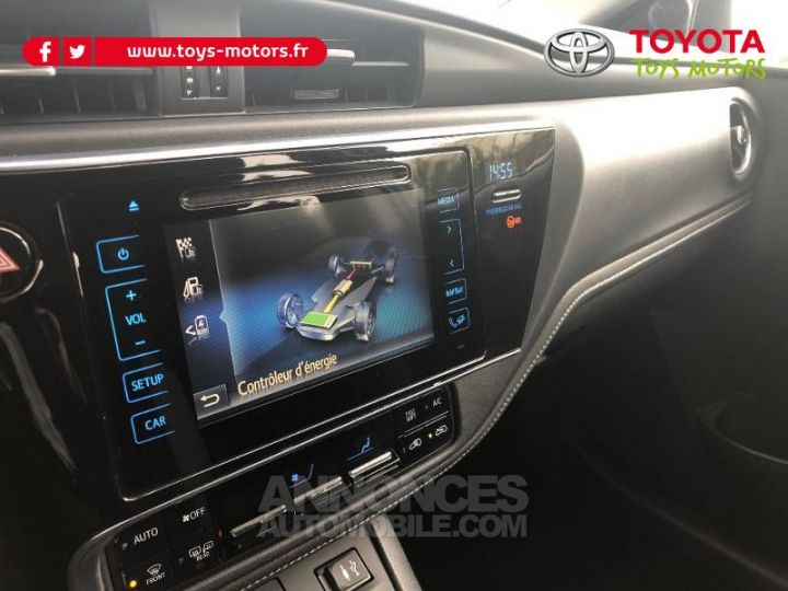 Toyota AURIS HSD 136h Design BLEU DENIM Occasion - 19