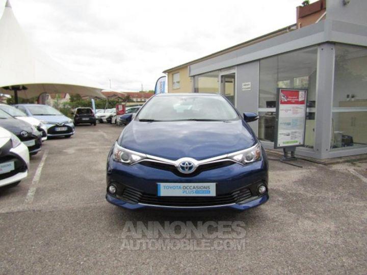 Toyota AURIS HSD 136h Dynamic Bleu Clair Occasion - 6