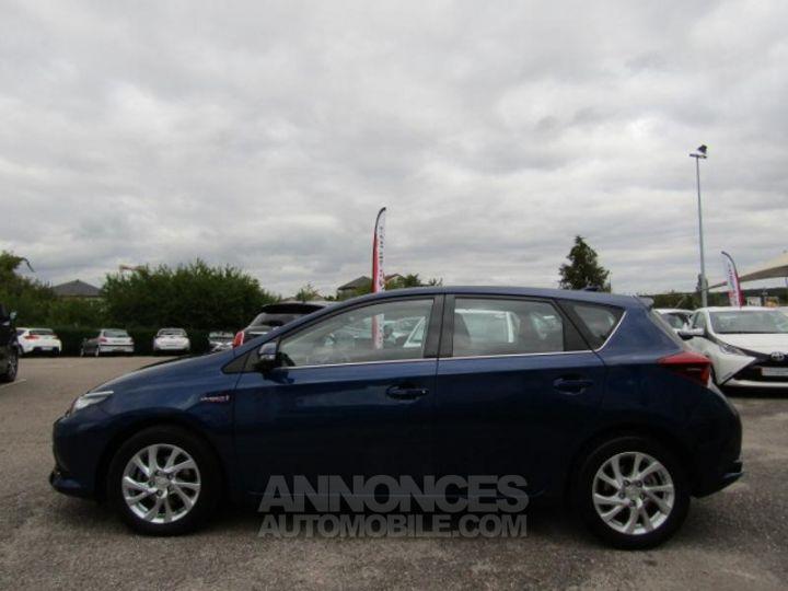 Toyota AURIS HSD 136h Dynamic Bleu Clair Occasion - 8