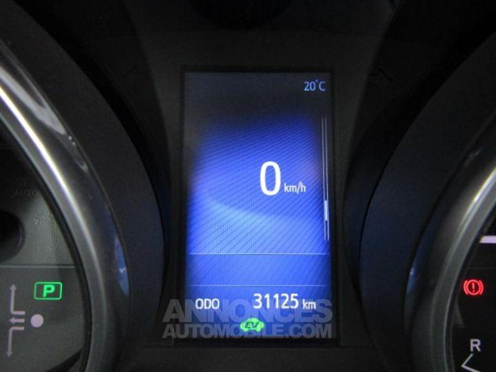 Toyota AURIS HSD 136h Dynamic Bleu Clair Occasion - 18