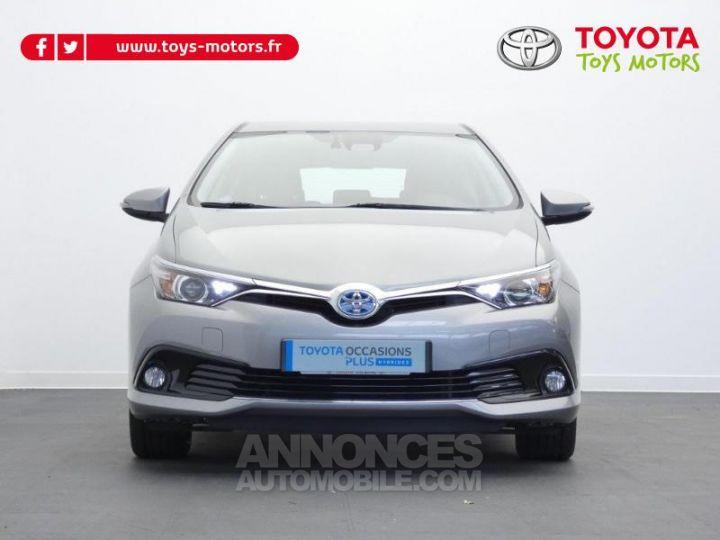 Toyota AURIS HSD 136h Dynamic Gris Platine Occasion - 11
