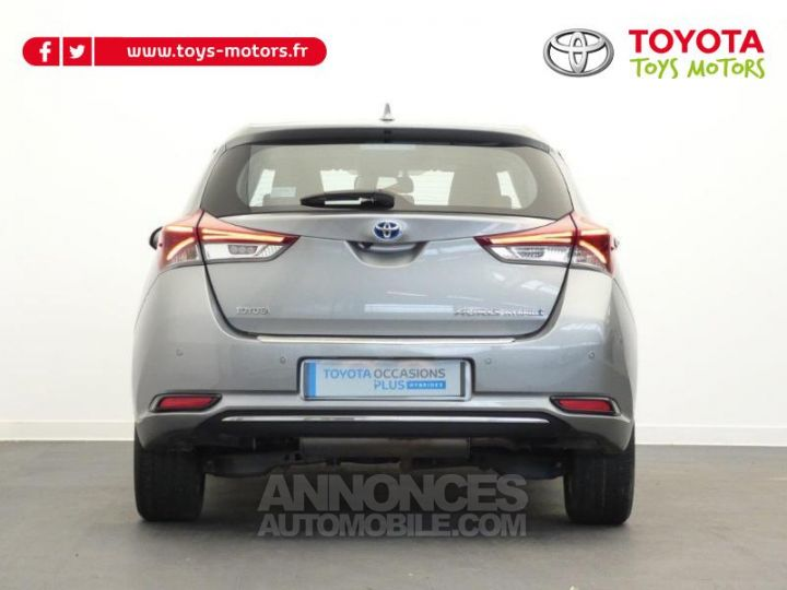Toyota AURIS HSD 136h Dynamic Gris Platine Occasion - 12